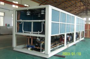 SGS Air Cooled Heat Pump pictures & photos