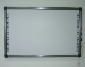 Dual User Infrared Interactive Whiteboard