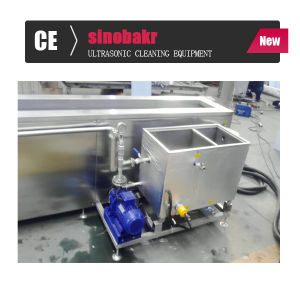 Gear Coupling Ultrasonic Cleaning Machine with Dregs Drain Equipment for Sale pictures & photos