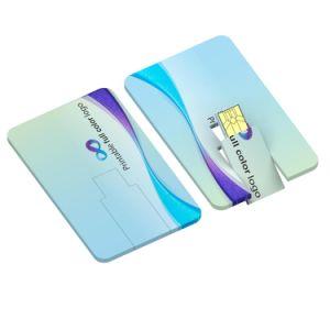 Portable Credit Card USB Flash Drive (UF160)