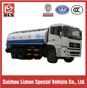 Water Bowser Truck with 3 Axle Dongfeng Chassis pictures & photos