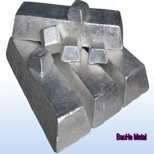 Magnesium Ingot 99.99% with High Quality Lowest Price