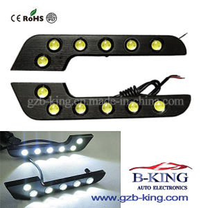 L Shape Aluminum Housing 6 LEDs DRL pictures & photos
