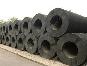 Cylindrical Rubber Fender / Marine Fender (TD-C1000X500XL) pictures & photos