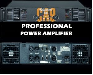 Professional High Power Amplifier (CA 20)