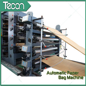 High Speed Paper Bags Bottome Sealing Machine pictures & photos