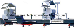 PVC Window Digital Display Double-Head Cutting Machine (LJZ2X-500x4200)