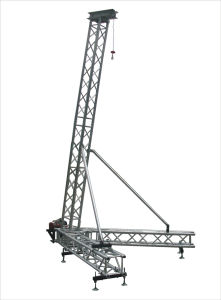 Truss Line Array Speaker Stand Truss Tower Lift pictures & photos