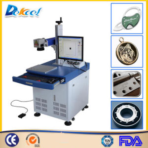 Fiber Laser Engraving Marking Machine 10W, 20W, 30W pictures & photos