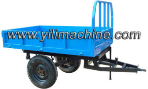 High Efficient Farm Trailer for Sale pictures & photos