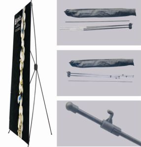 X Banner Stand (DSP-A01)