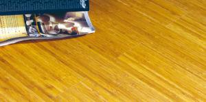 Carbonized Color& Vertical Pressure Bamboo Flooring (VP-6093)