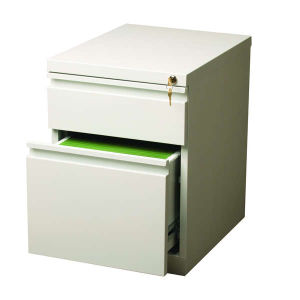 Floor Pedestal Filing Cabinet 2 Drawers (T2-FP02A) pictures & photos