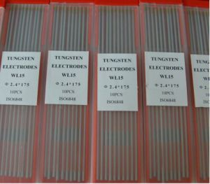 Tungsten Welding Electrodes (dia2.4mm) and Welding Accessories pictures & photos
