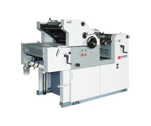 FJ47/FJ47-III Series Single-Color Offset Printing Machine
