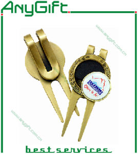 Golf Clip with Customized Logo pictures & photos