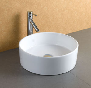 Ceramic Round Wash Basin