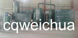 Tyre Oil Distillation Plant, Tyre Recycling Equipment, Plastic Recycling Machine