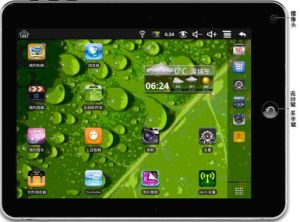 "8"" Tablet PC with Android 2.2 OS EC98"
