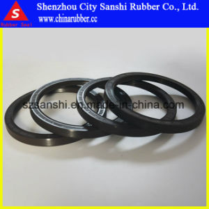 Customized Heat-Resistant Rubber FKM Oil Seal pictures & photos