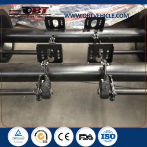 Obt Fruehauf Trailer Axle with Factory Price pictures & photos