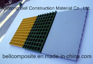 FRP/GRP Pultruded Gratings, Fiberglass T-1810 Grating. pictures & photos