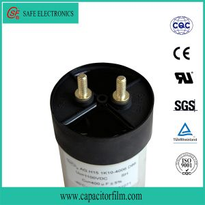 Wind Solar Power Photovoltaic Capacitor 1100VDC 500UF pictures & photos