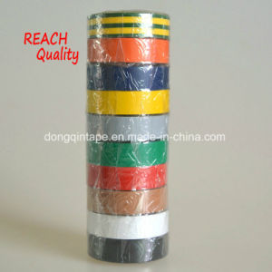 Without Dehp Bbp DBP Dibp Reach Quality PVC Electrical Insulation Tape