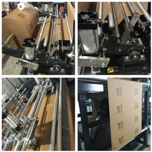 Full Automatic Non Wovven Loop Handle Bag Making Machine pictures & photos