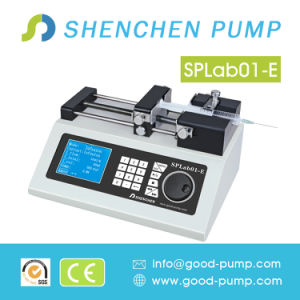 Electro Spinning Multi-Needle Laboratory Precision Syringe Pump pictures & photos