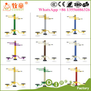 Cowboy Waist Twister Outdoor Fitness Equipment for Outdoor Playground Park pictures & photos