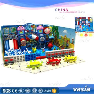 Vasia Indoor Playground Games for Kids (VS1-170216-90-30) pictures & photos
