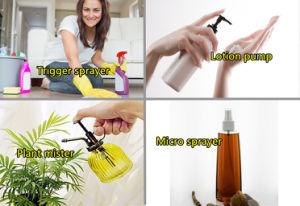 Dischange Rete 0.15ml /T Plastic Fine Mister Sprayer pictures & photos