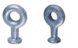 Galvanized Steel Ball Eyes Shackles for Power Line Fittings pictures & photos