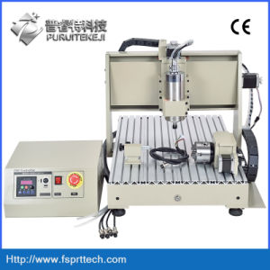Metal Engraving Machinery Low Cost Metal CNC Router pictures & photos