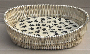High Quality Handmade Natual Pet Basket (BC-ST1211) pictures & photos