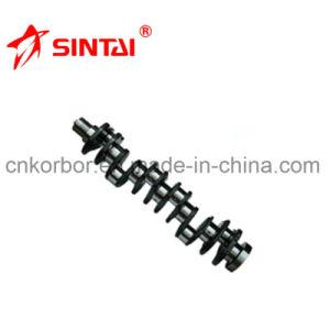 Casting Steel Crankshaft for Mercedes Benz Om360 3600301601/3600301201 pictures & photos
