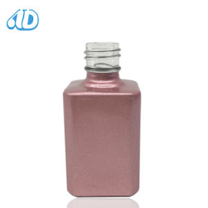 New Fashion Square Nail Glass Bottle 10ml pictures & photos