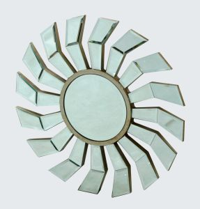 Glass Mirror Moden Wall Mirror Decoration pictures & photos