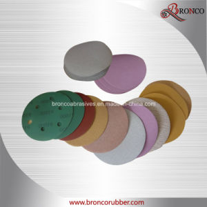 125mm No Hole Hook & Loop Disc pictures & photos