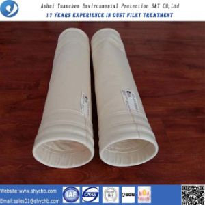 PPS Filter Bag for Dust Filtration Used in Power Plant pictures & photos
