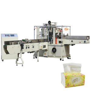 Hotel Tissue Paper Shrink Packing Machine pictures & photos