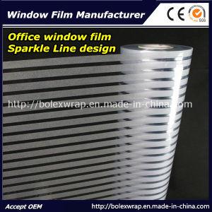 Sparkle Window Film Decorative Glass Window Film Office Window Film 1.22m*50m pictures & photos