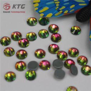 Top Quality Ss20 2088 Cut Facets Rainbow Hot Fix Rhinestones for Women Dresses pictures & photos