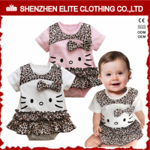 Toddler Boutique Outfits Baby Girls Clothing Sets (ELTBCI-16) pictures & photos