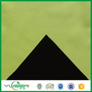 Polyester Tricot Mesh Fabric Bonded Polar Fleece and White TPU Laminted pictures & photos