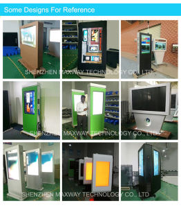 55 Inch Outdoor LCD Advertising Display Monitor Digital Signage Kiosk pictures & photos