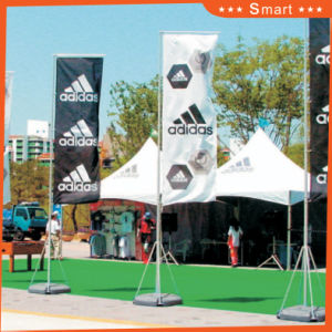3/5/7 Metres Water Injection Flag / Water Base Flag for Advertising (Model No.: ZS-003) pictures & photos