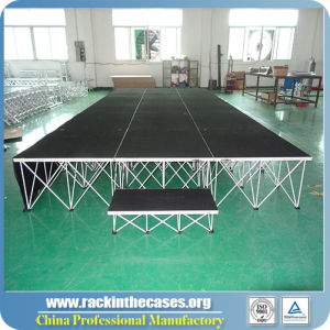 High Quality Portable Stage Enough Safety Stage for Event pictures & photos