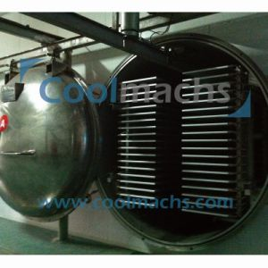 Vacuum Freeze Dryer for Raspberry/Blueberry/Wolfberry/Berry pictures & photos